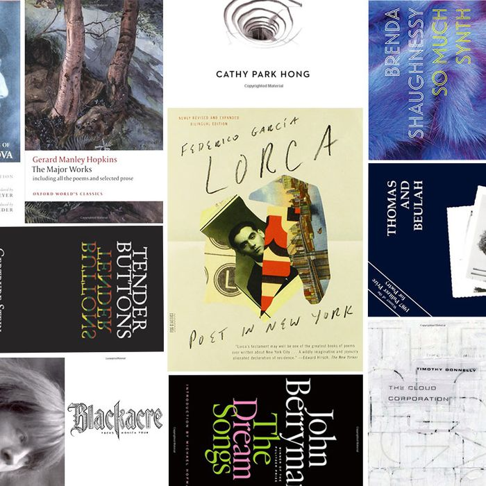 13 Poetry Books That Make Great Holiday Gifts