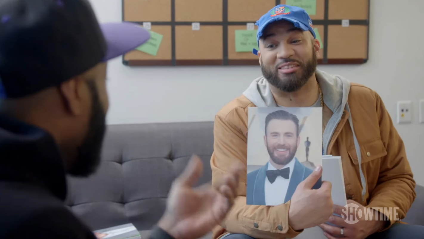 Desus and Mero Can't Tell the Hollywood Chrises Apart