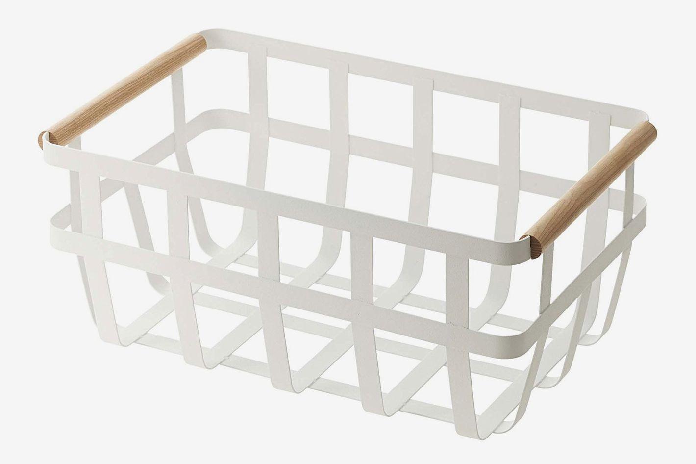 Yamazaki Home Tosca Storage Basket
