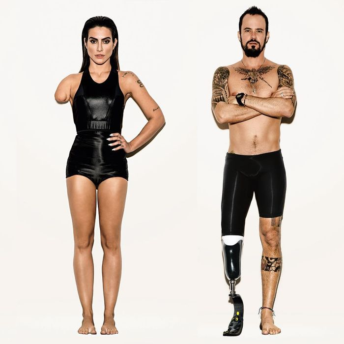 89c03868b6 Vogue Brazil Photoshopped Able-Bodied Models for Paralympics Campaign