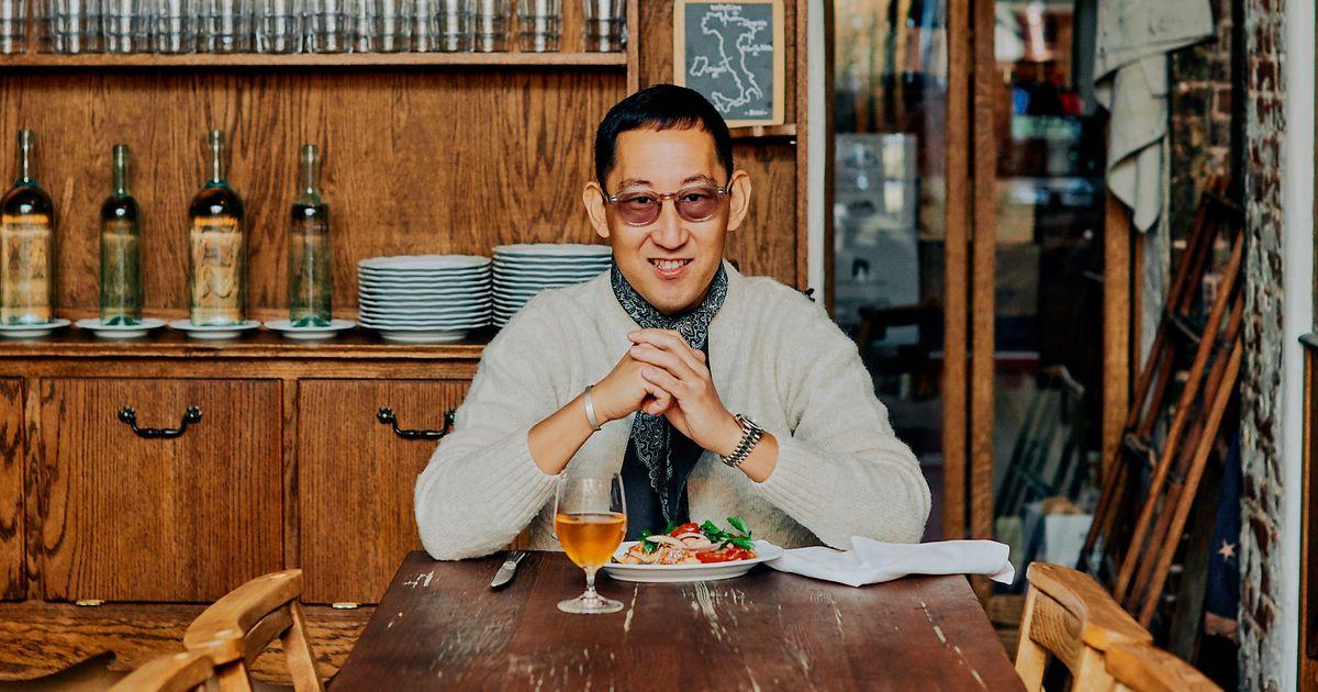 Maison Kitsuné's Masaya Kuroki Pays Close Attention to the Menu
