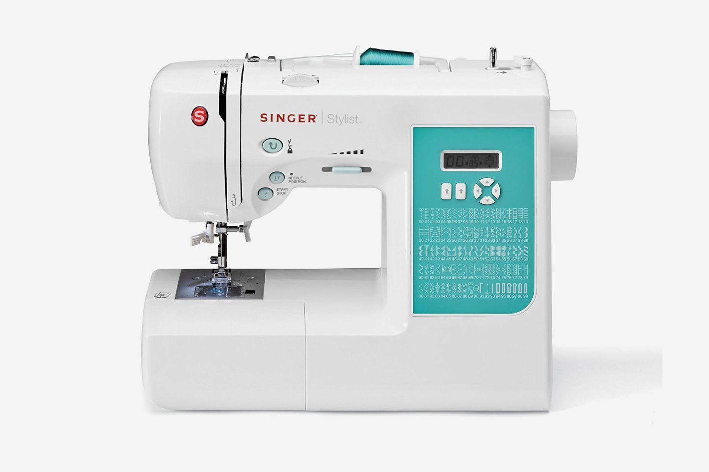 Singer Stylist 7258 100-Stitch Computerized Sewing Machine