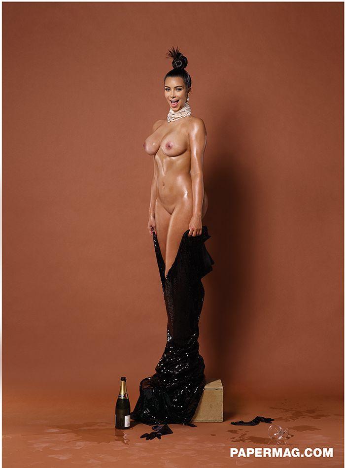 Kim kardashian naked fully images 567