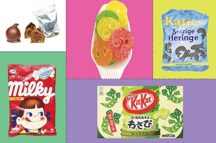 Best Gourmet International Halloween Candy Buy Online 2017