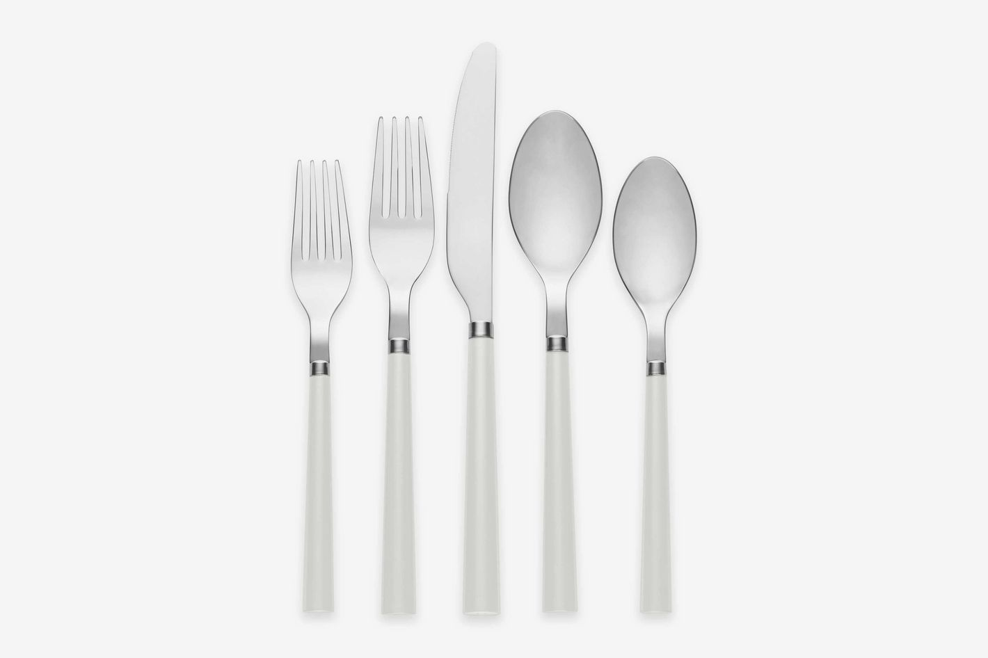 Kate Spade New York All In Good Taste 20-Piece Flatware Set