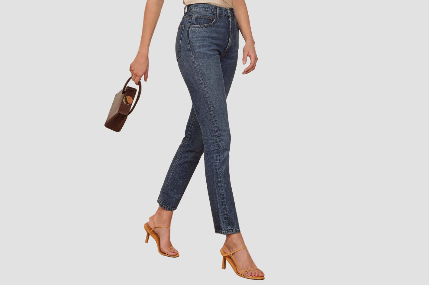 2fb8a68bb8 The Reformation Stevie Ultra High Rise Jeans