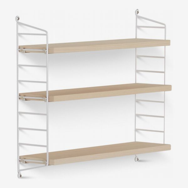 String Pocket Shelf Unit