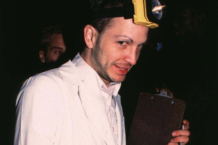 Michael Alig (Photo by Steve Eichner/WireImage) *** Local Caption ***