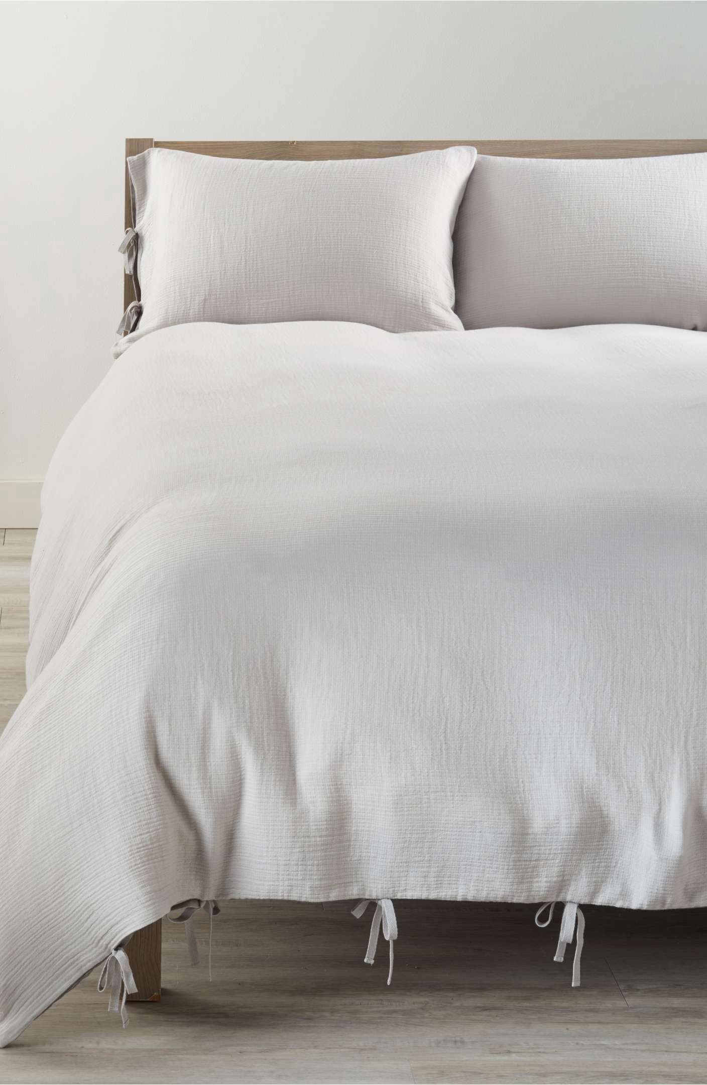 Nordstrom at Home Double Weave Duvet Cover