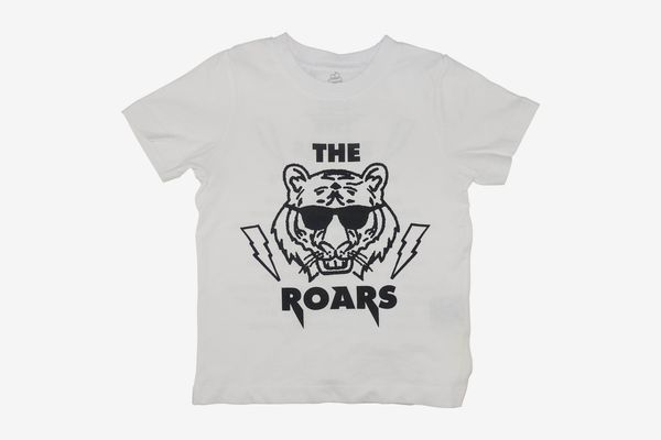 The Roars Graphic Tee - White