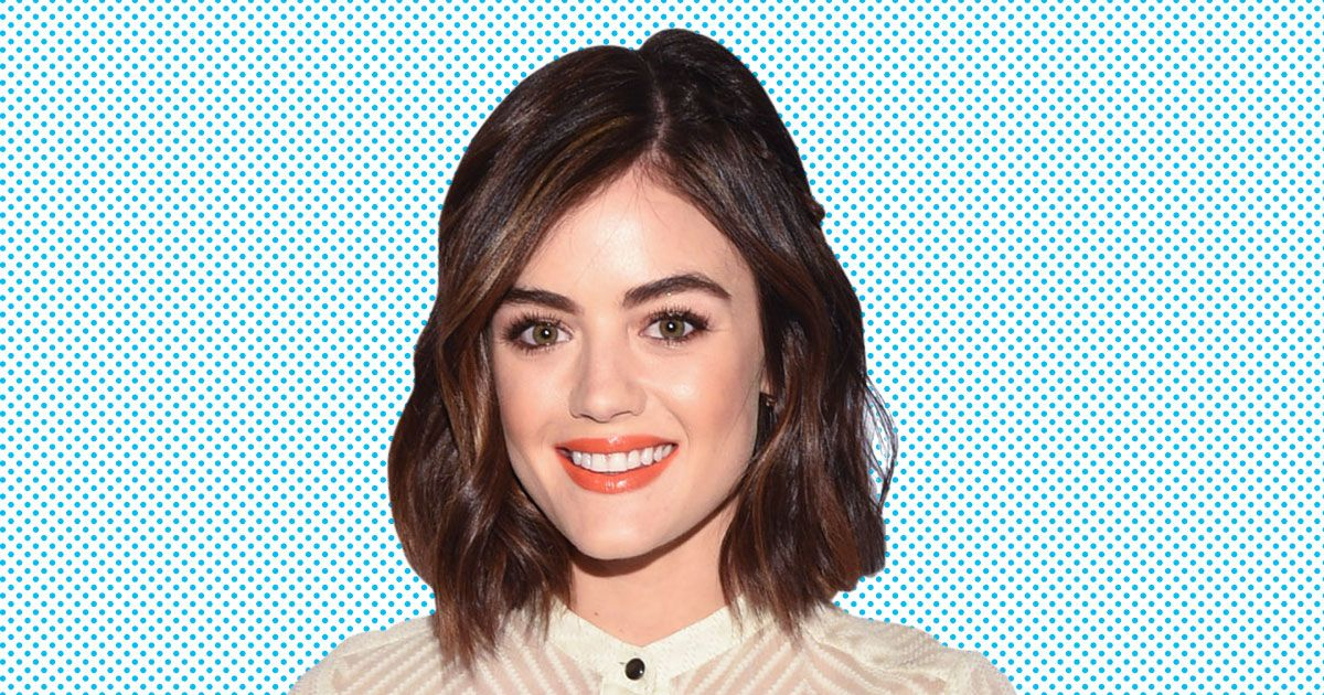 Pretty Little Liars' Lucy Hale on the Aria-Ezra ...