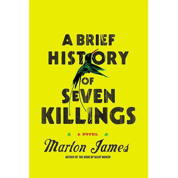 A Brief History of Seven Killings, Marlon James (2014)