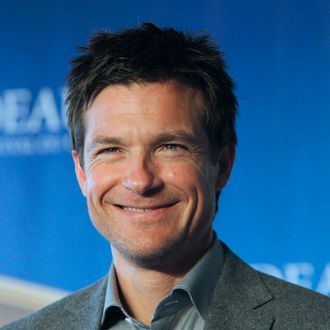 US actor Jason Bateman poses during a photocall for the movie
