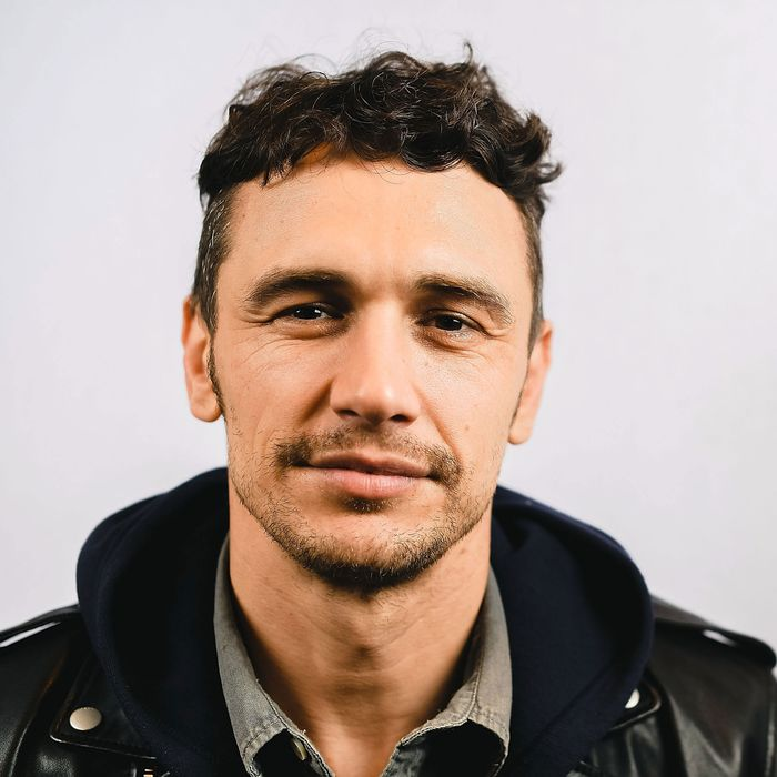 James Franco is the New Face of Coach Cologne