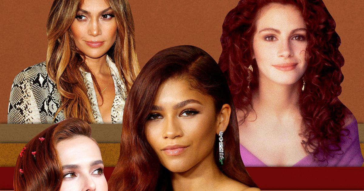 6 Fall Hair-Color Trends to Try Now