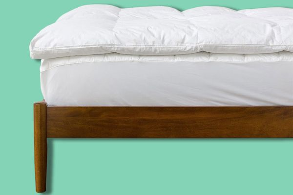 Down Alternative Fiber Bed