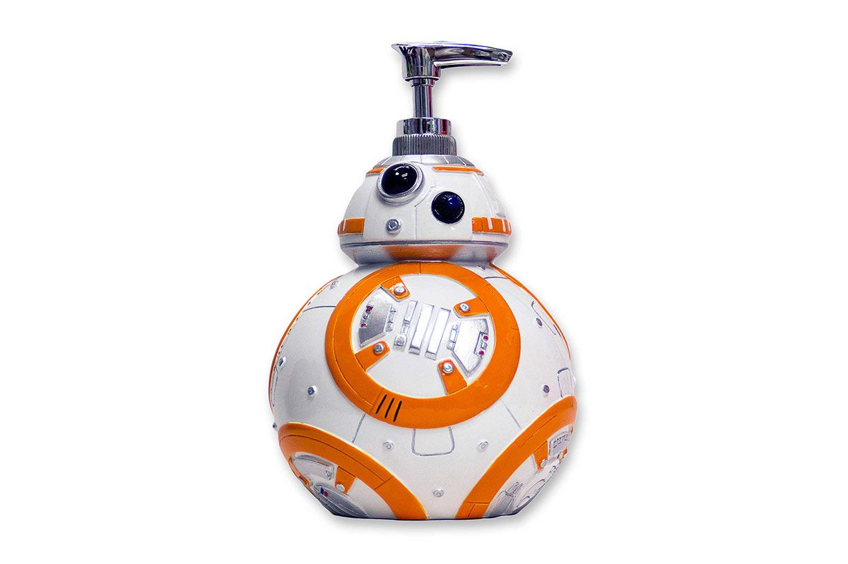 BB-8 Lotion Dispenser