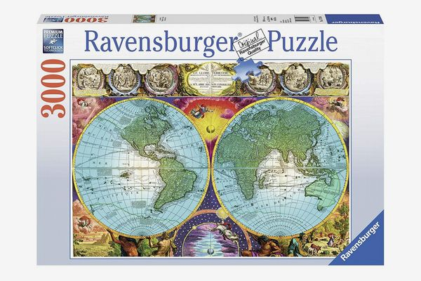 Ravensburger Antique Map 3000-Piece Puzzle