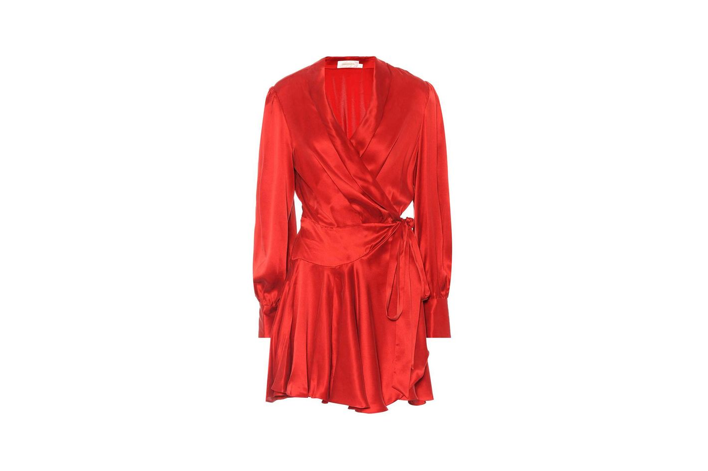 Zimmermann Satin Dress