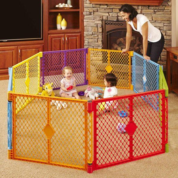 Toddleroo Play Yard