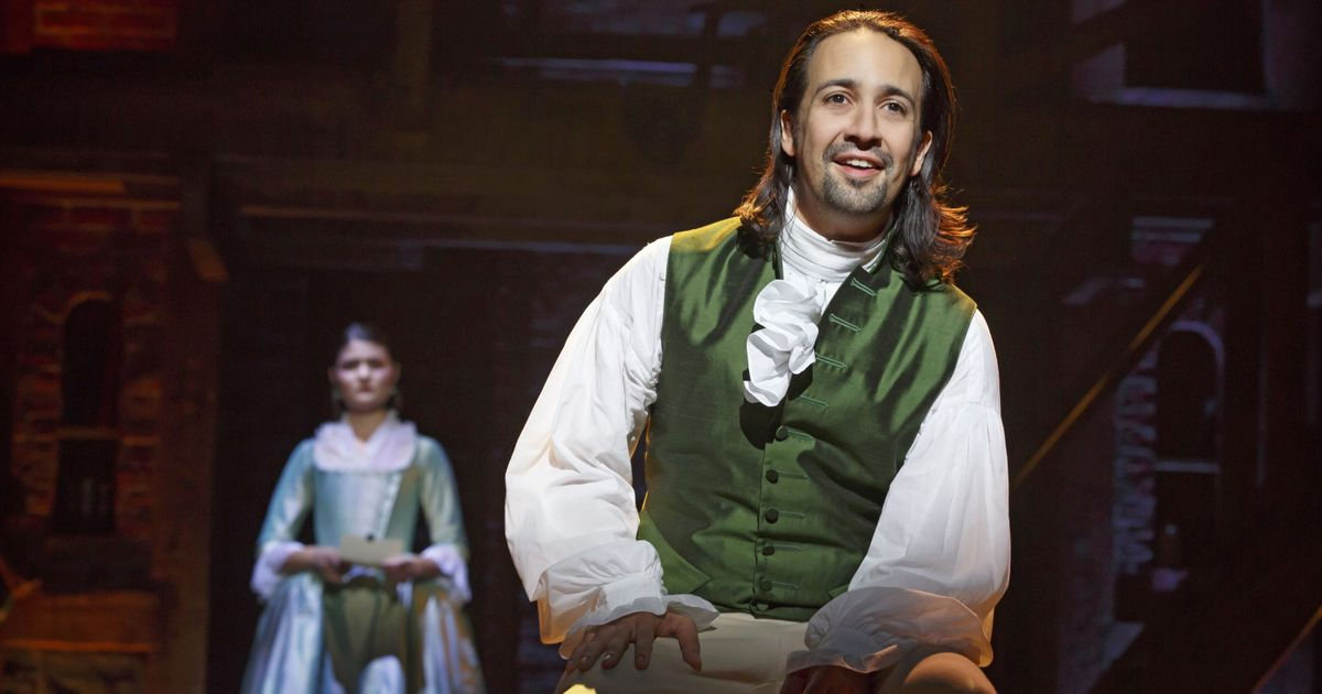 lin manuel miranda will reportedly leave hamilton next month. Black Bedroom Furniture Sets. Home Design Ideas