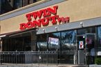 Closed Doughnut Shop Mysteriously Promises to Reopen Without 'the Skunk'