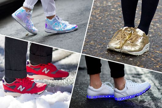 The 60 Best Street-Style Sneakers -- The Cut