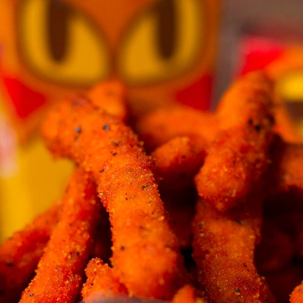 Congratulations, America: Burger King Just Unveiled 'Fiery Chicken Fries'