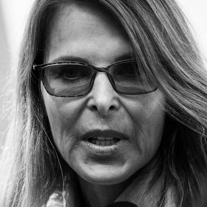 Catherine Oxenberg.