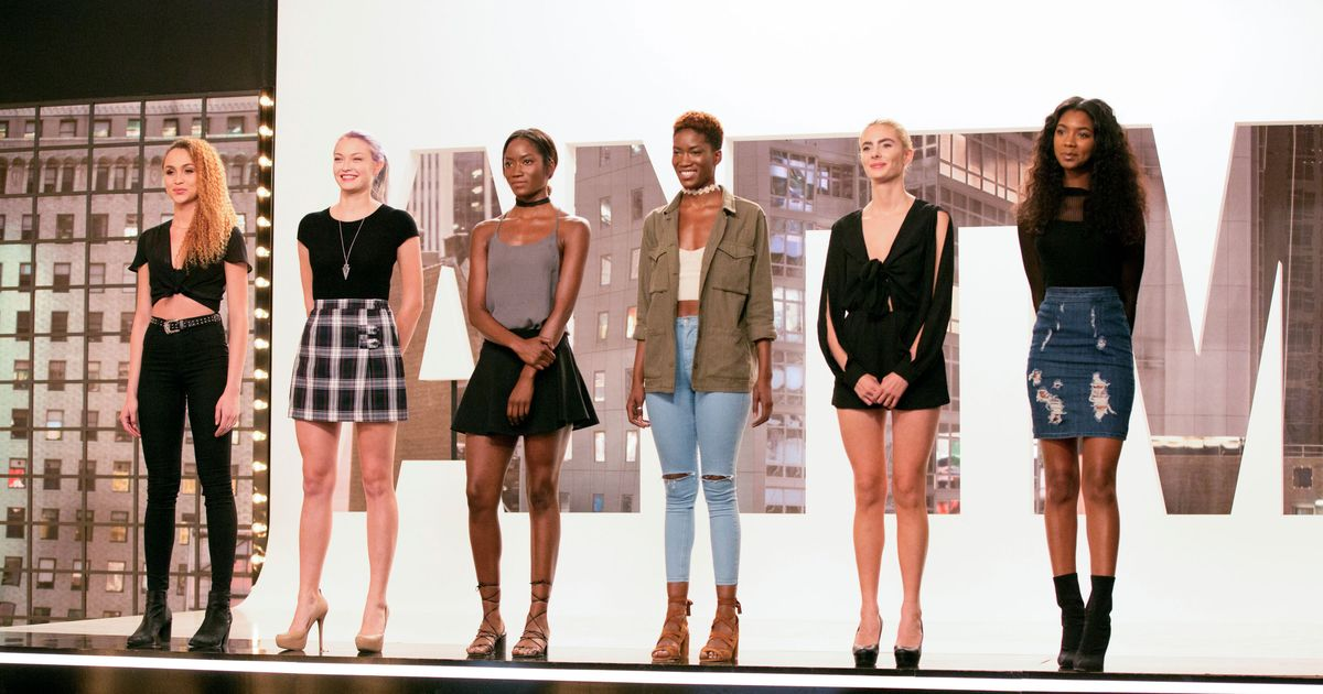 americas next top model season 19 episode 2