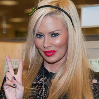 Jenna Jameson Book Signing For