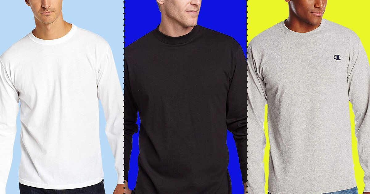 Best Men s Long Sleeve Tees on Amazon 495e61131db