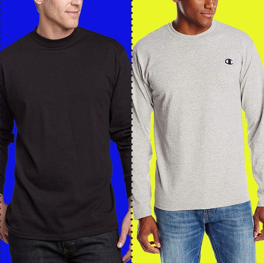 f6e6617a The Best Men's Long Sleeve Tees, According to Hyperenthusiastic Reviewers
