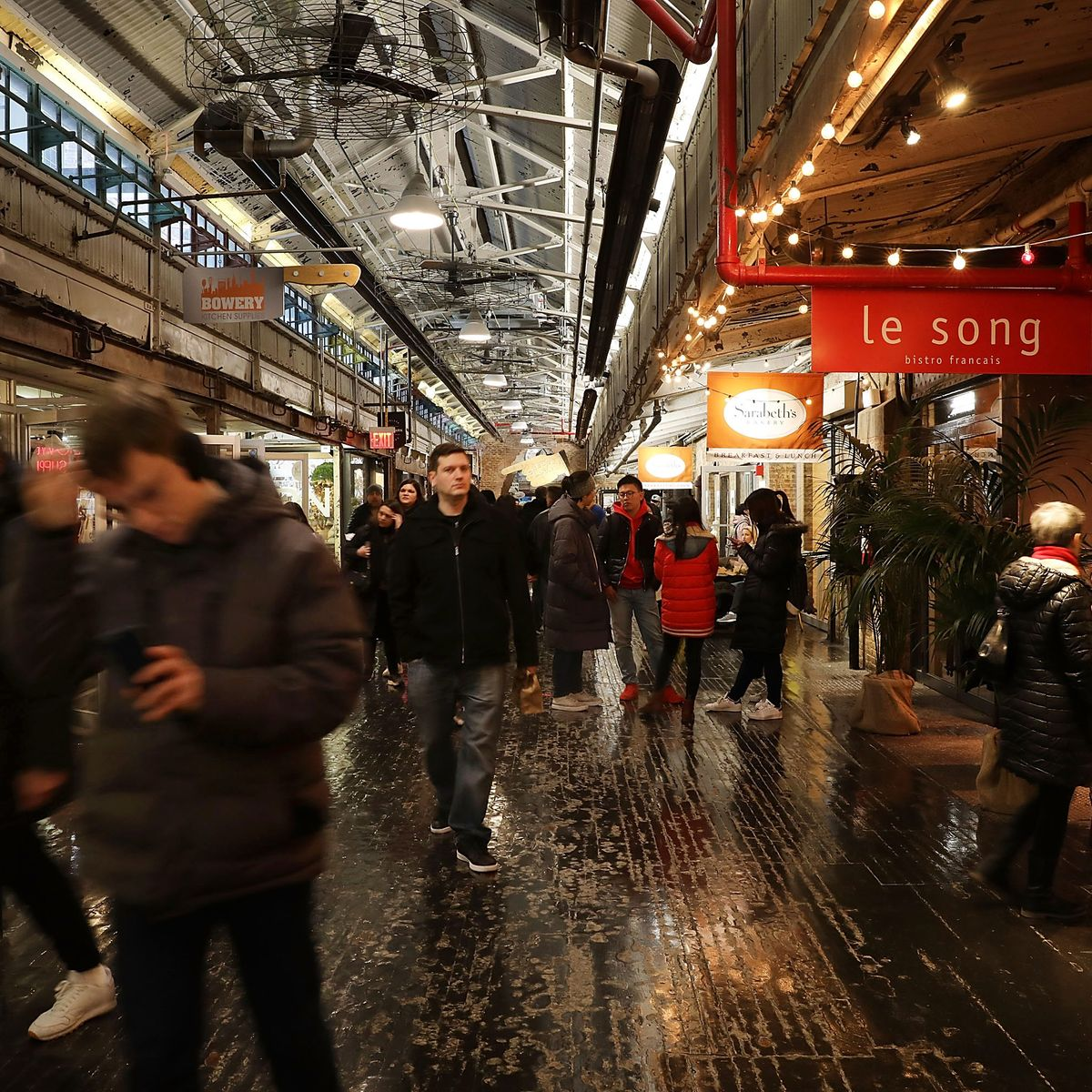 How Chelsea Market's Owners Plan to Expand Globally