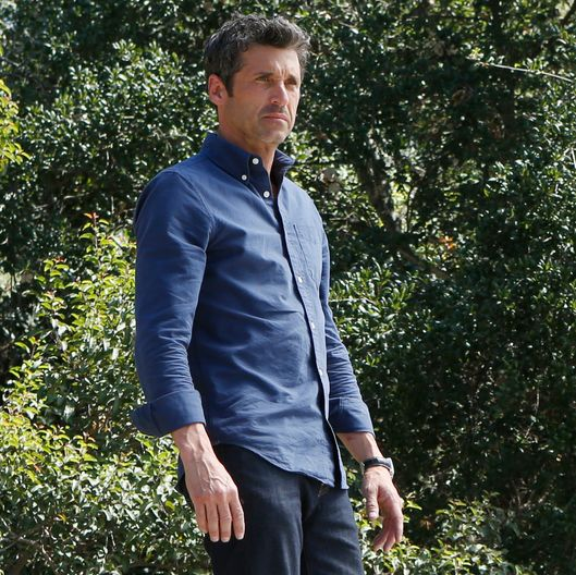 "GREY'S ANATOMY - ""How to Save a Life"" - Derek witnesses a horrible car accident and springs into action to save lives, on ""Grey's Anatomy,"" THURSDAY, APRIL 23 (8:00-9:00 p.m., ET) on the ABC Television Network. (ABC/Kelsey McNeal)PATRICK DEMPSEY"