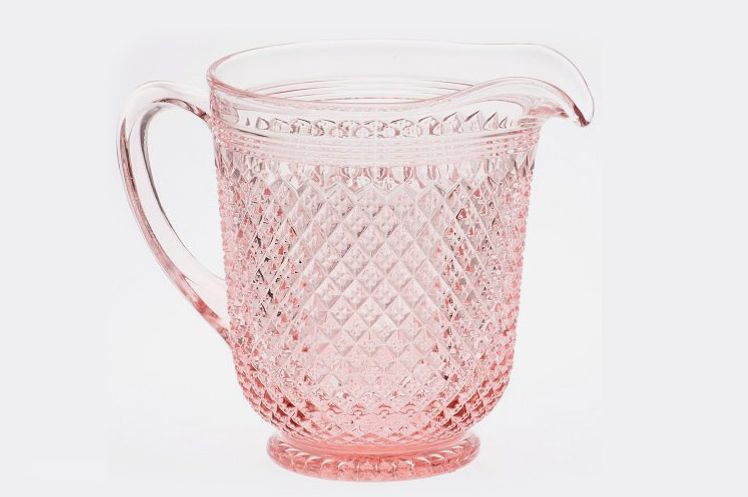 Rosse Glass Addison Pitcher