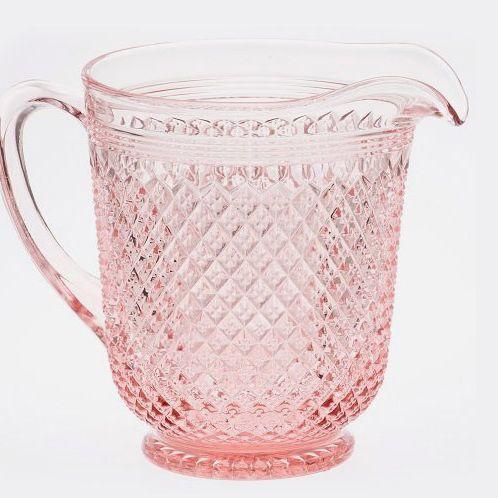 Rosso Glass Addison Pitcher