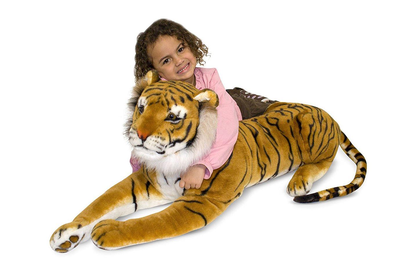 Melissa & Doug Giant Tiger