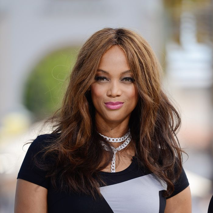 tyra banks invents more words