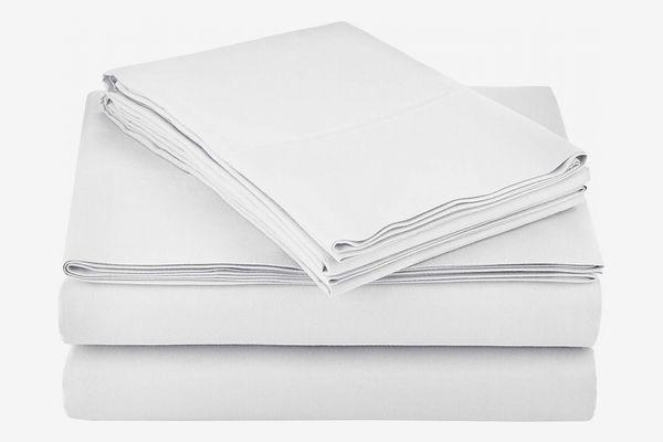 AmazonBasics Microfiber Bed Sheet Set - Full