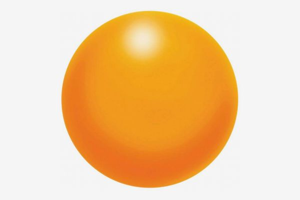 Orange Soft Foam Physiotherapy Ball