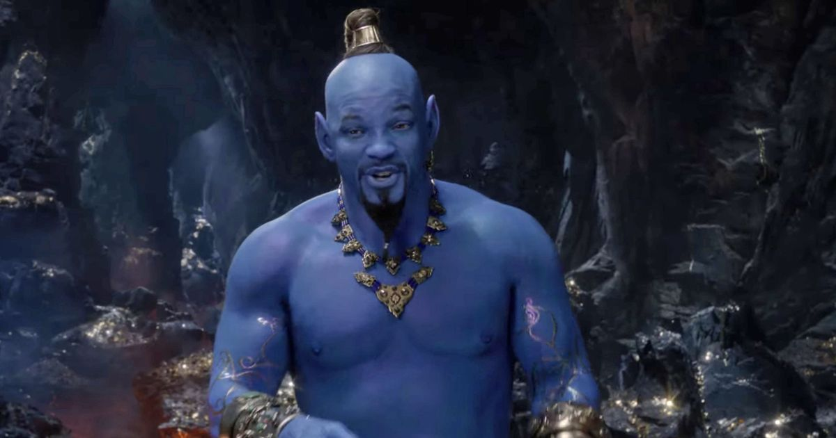 Aladdin Movie 2019 Tra...