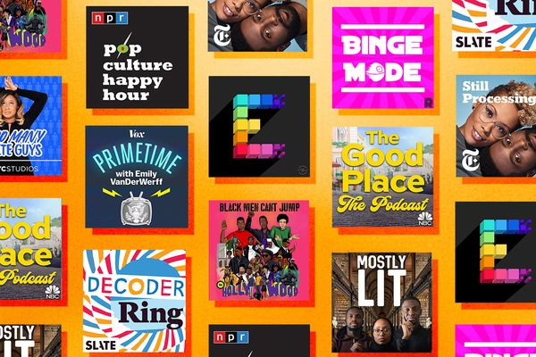 10 Best Pop Culture Podcasts