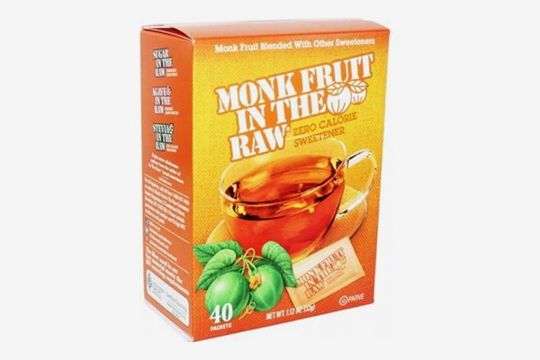 Monk Fruit In The Raw Natural Sweetener