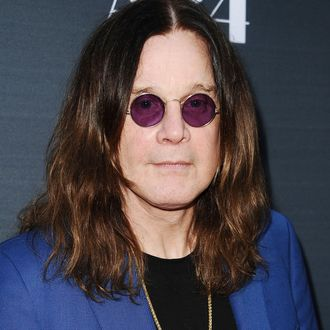 Ozzy Osbourne Has a Good Excuse to Get Out of the House in ...