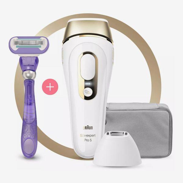 Braun Silk-expert Pro 5 IPL Hair Removal System