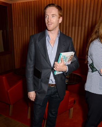 LONDON, ENGLAND - MARCH 19: Actor Damian Lewis attends the launch of Fay Ripley's new book