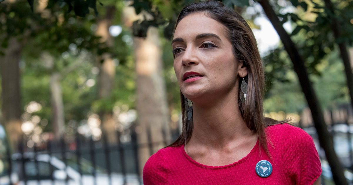 julia salazar state senate candidate is raising questions