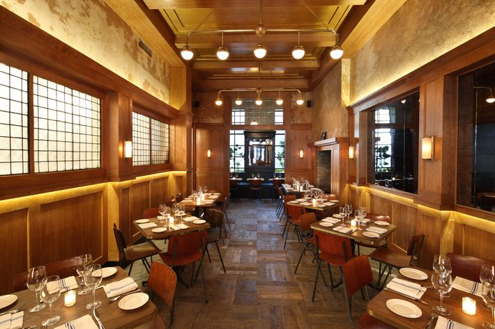 First Look at Pagani, Now Open in the West Village