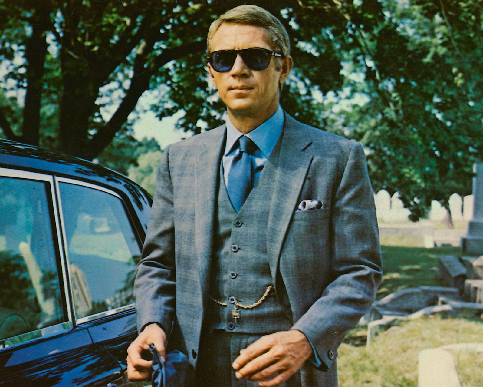 with widows steve mcqueen fashions his version of the - HD1200×961